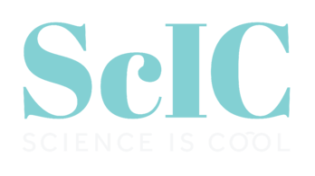 ScIC Logo TEAL WHT