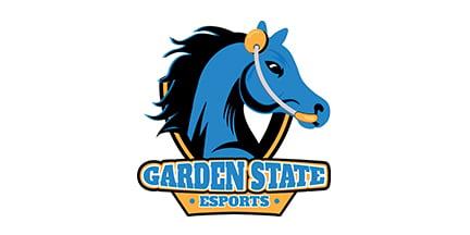 Garden State Esports - Logo - Transparent
